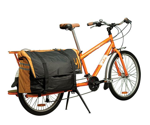 Mundo Cargo Bike 7 Speed Yuba Cargo Bikes