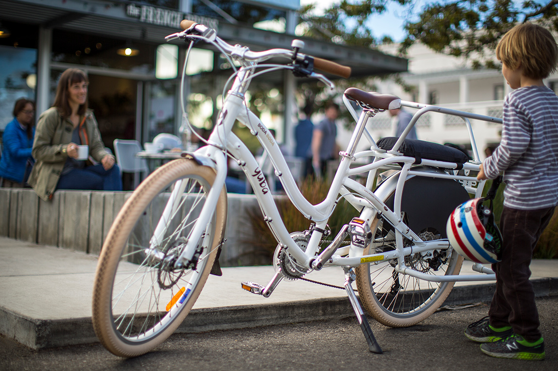 Boda Boda Compact Cargo Bike
