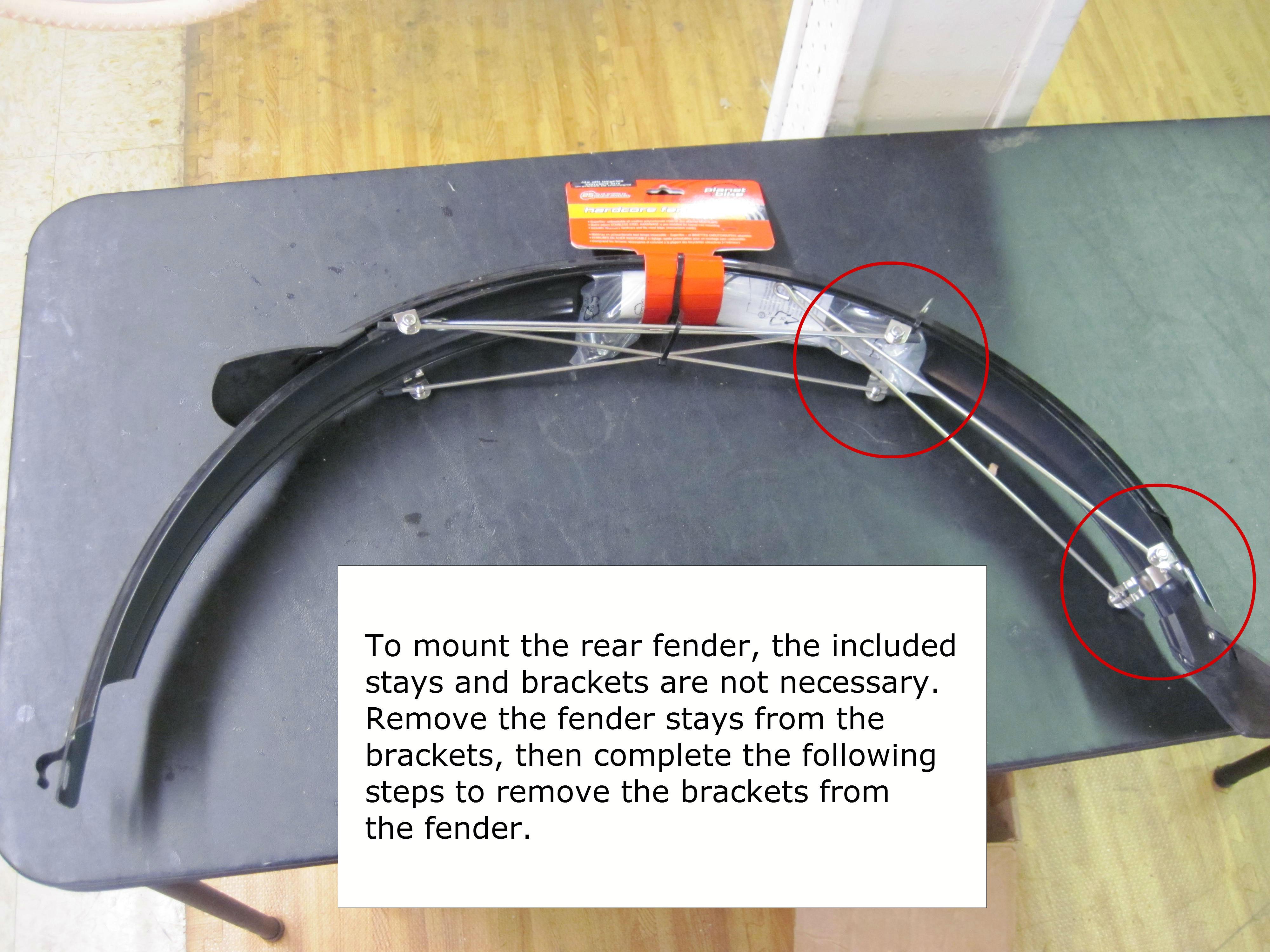 2) RearFender