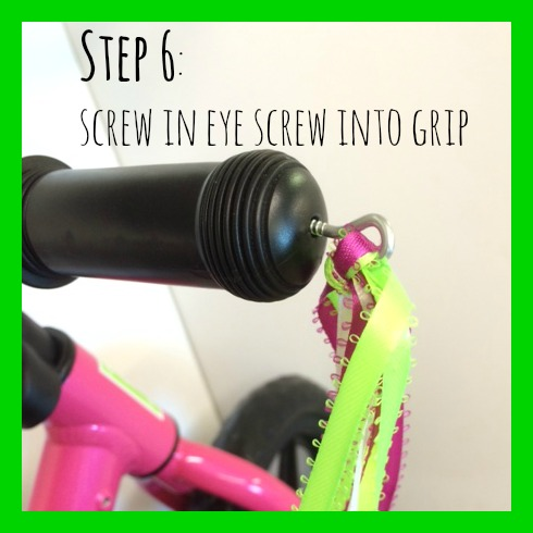 DIY ribbon step 6