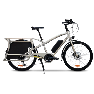 YUBA Electric Boda Boda Compact Cargo Bike