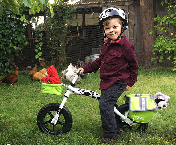 15e522c6066387 Pair the cow print Flip Flip cargo balance bike with the cow print Nutcase  Baby Nutty or Little Nutty helmet. Super cute and kiddo approved. Moooooo!