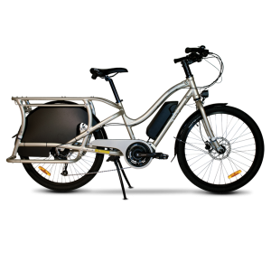 Electric Cargo bike with shimano motor