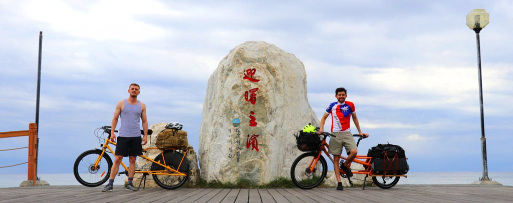 Yuba Cargo Bikes on Adventure