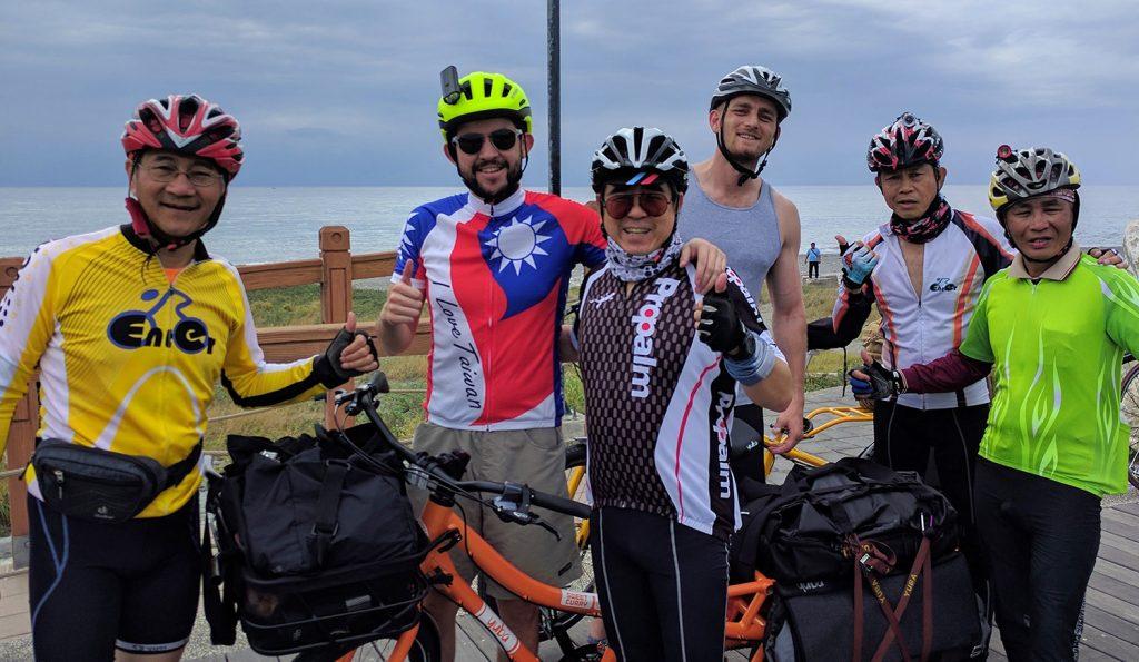 Yuba Cargo Bike on adventure