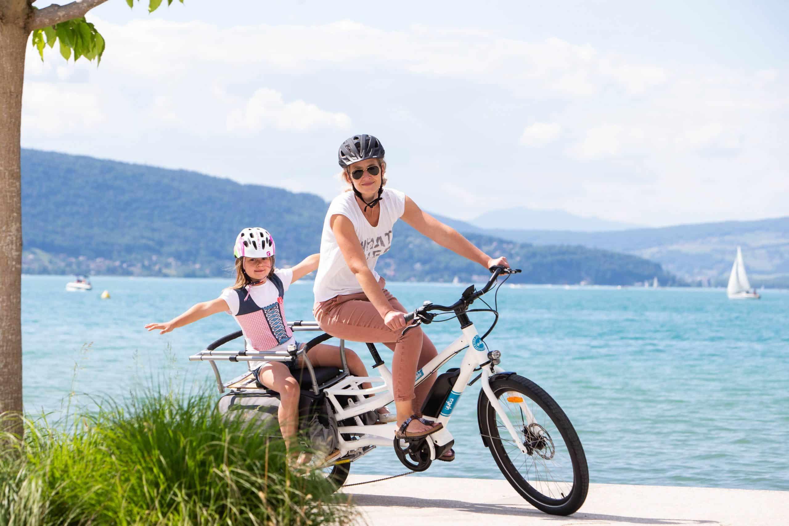 Yuba Spicy Curry Cargo Bike Lifestyle Hauling