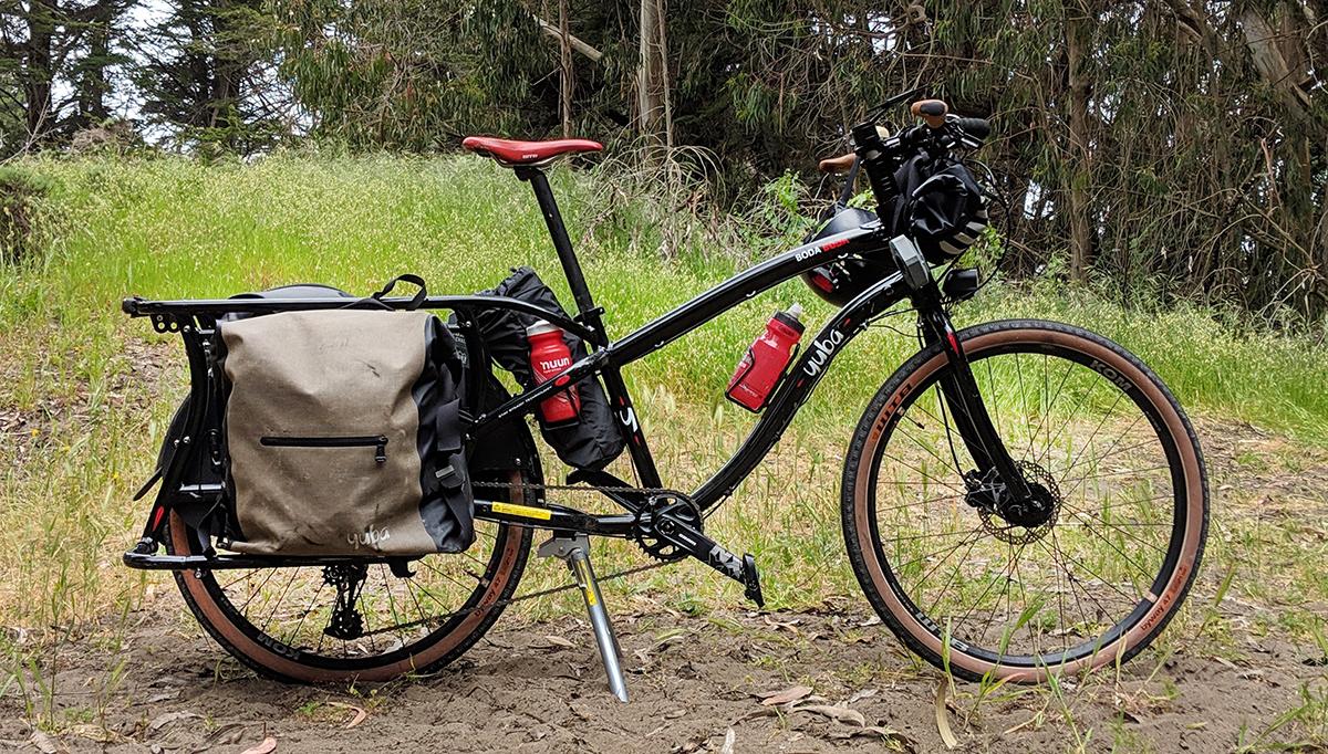 Yuba Boda Boda All-Terrain Cargo Bike