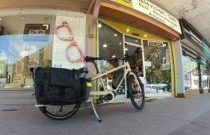 elMundo Adopt Cargo Bike Lifestyle Test Ride