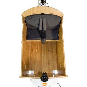Bamboo box seat