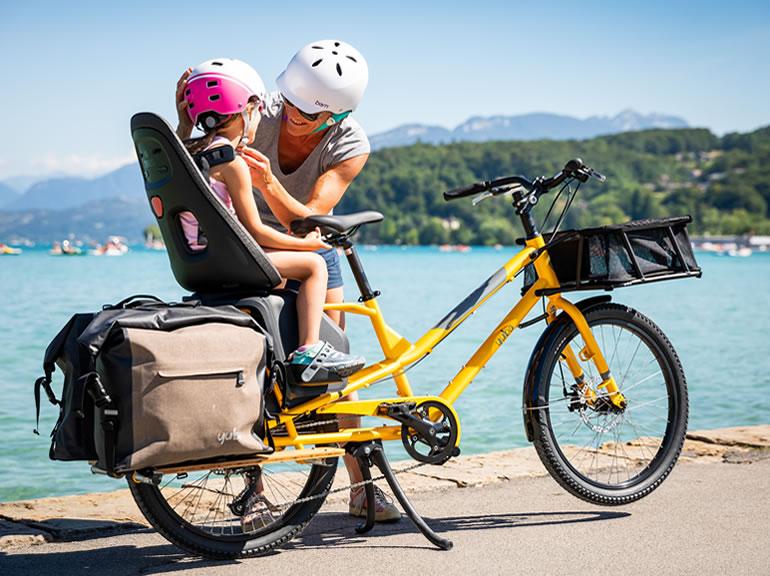 Kombi Cargo Bike Yubabikes