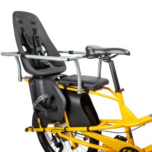 Yuba bikes add-ons - Yepp Maxxi Black 2
