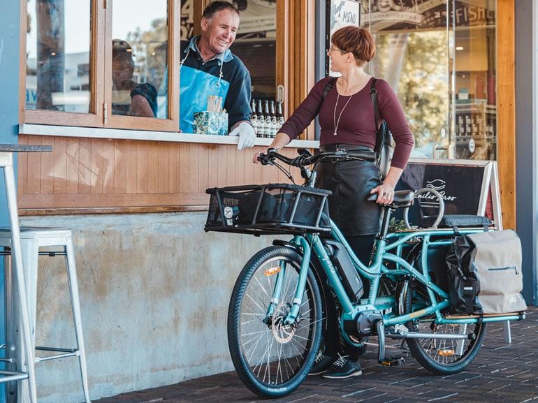 Yuba e-cargo bikes review