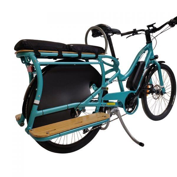 YUBA-Electric-BodaBoda-Aqua-Ring Bamboo Boards Mini Soft Spots Rearview 960x960