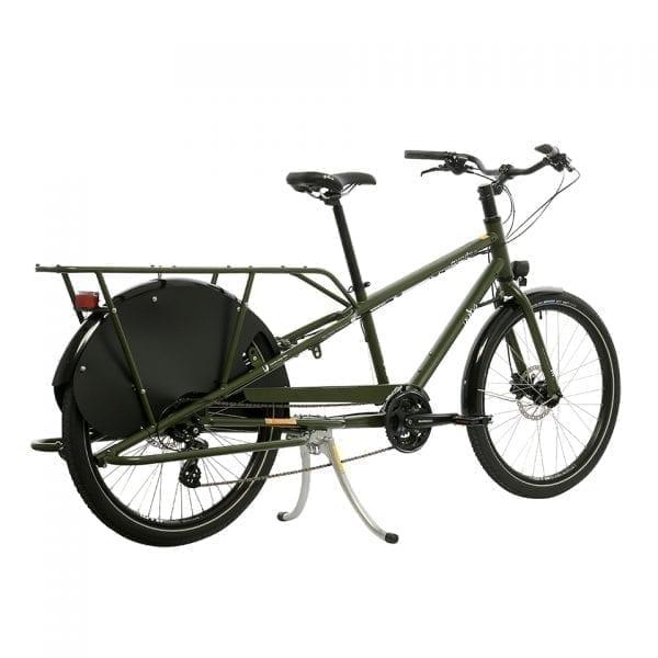 Yuba Mundo-Lux-Cargo-Bike-vert-arrière