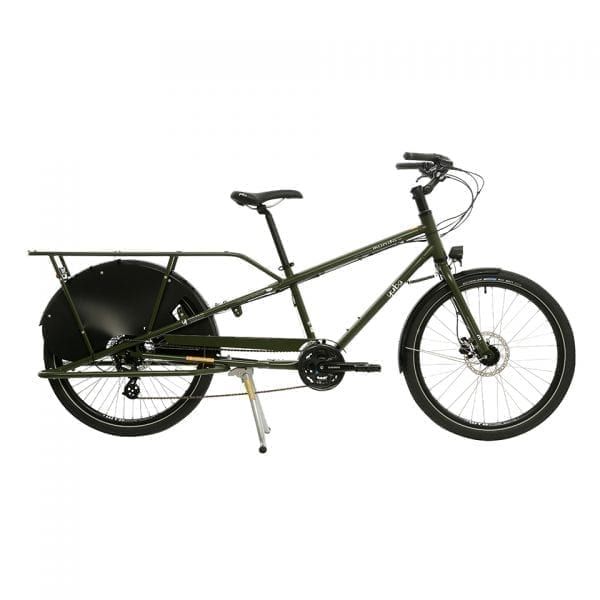 Yuba Mundo Lux Yuba Cargo Bikes