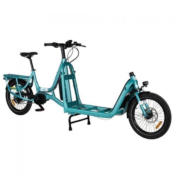 Yuba Cargo Bikes Electric Supermarche Front