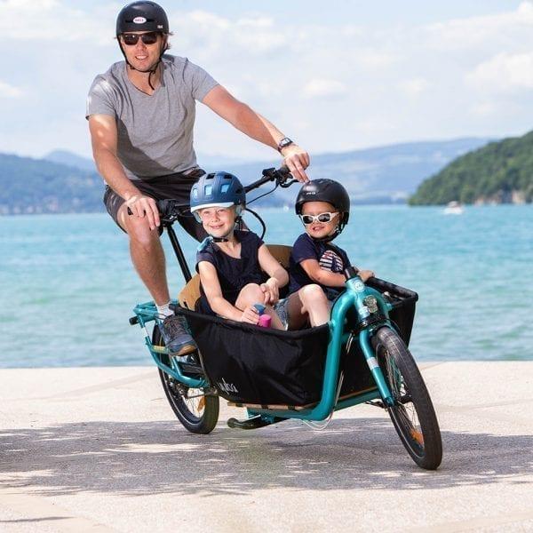 Yuba Cargo Bikes Electric Supermarché Lake