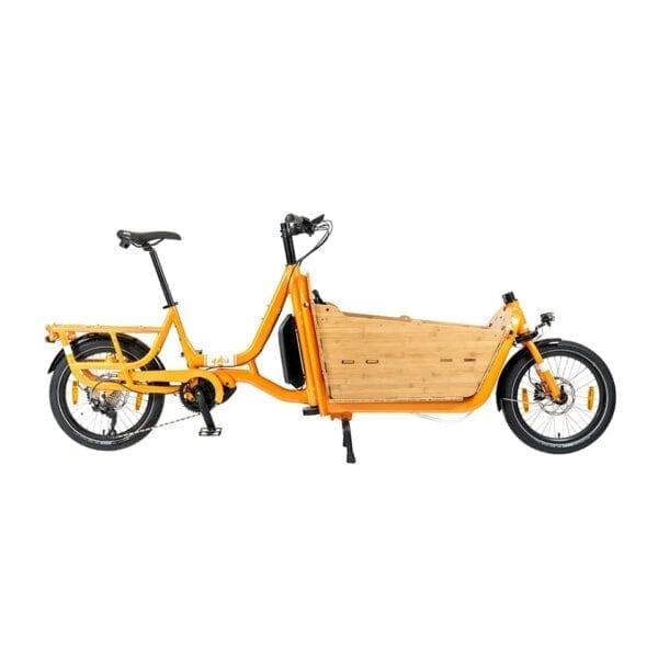 Yuba_bikes_Supercargo_orange_bamboo_box_sideview_studio