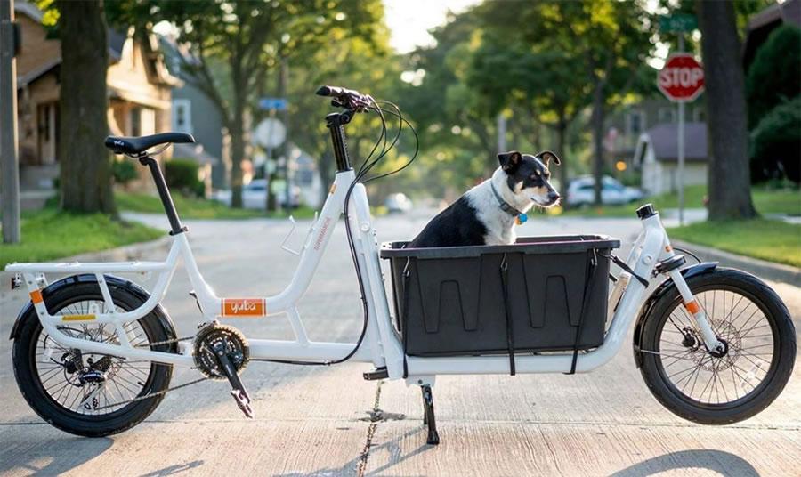 Yuba Supermarché Precious Cargo Dog