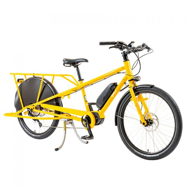 Yuba Electric Mundo Gold Front Angle