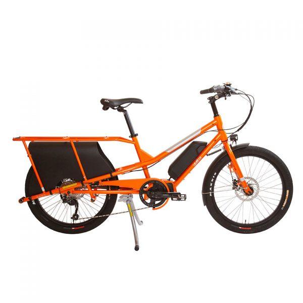 Yuba Cargo Bikes Kombi E5 Naked