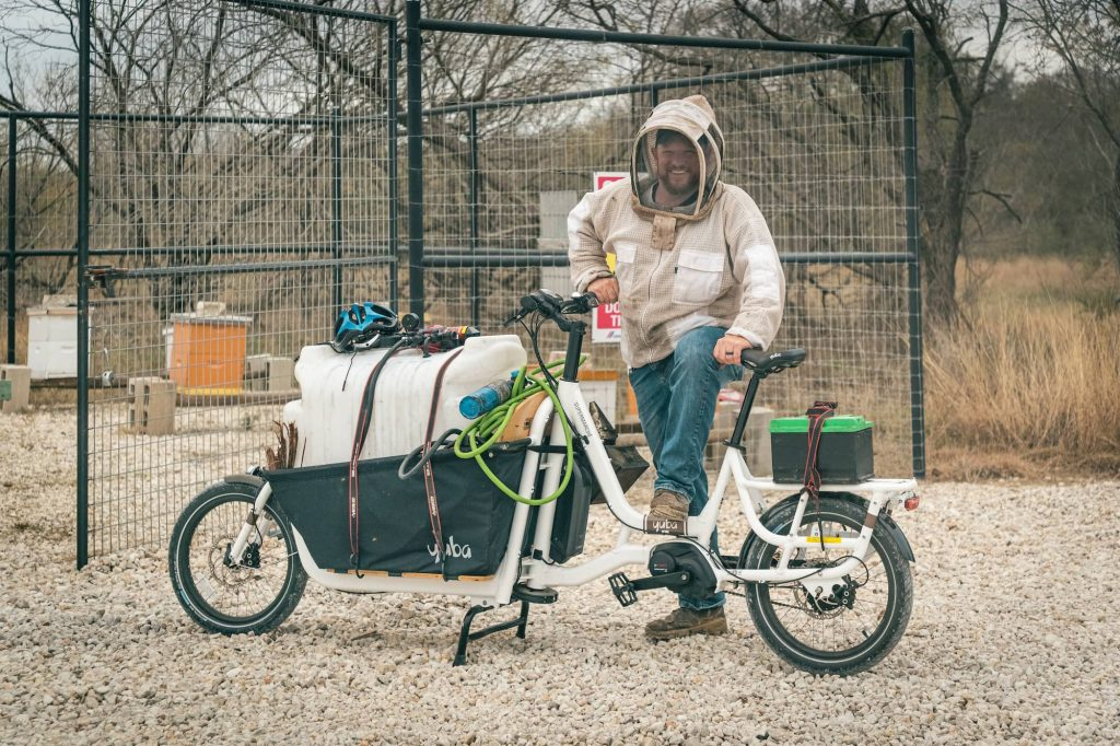 Charlie Bee Company Hauling Electric Supermarché Yuba