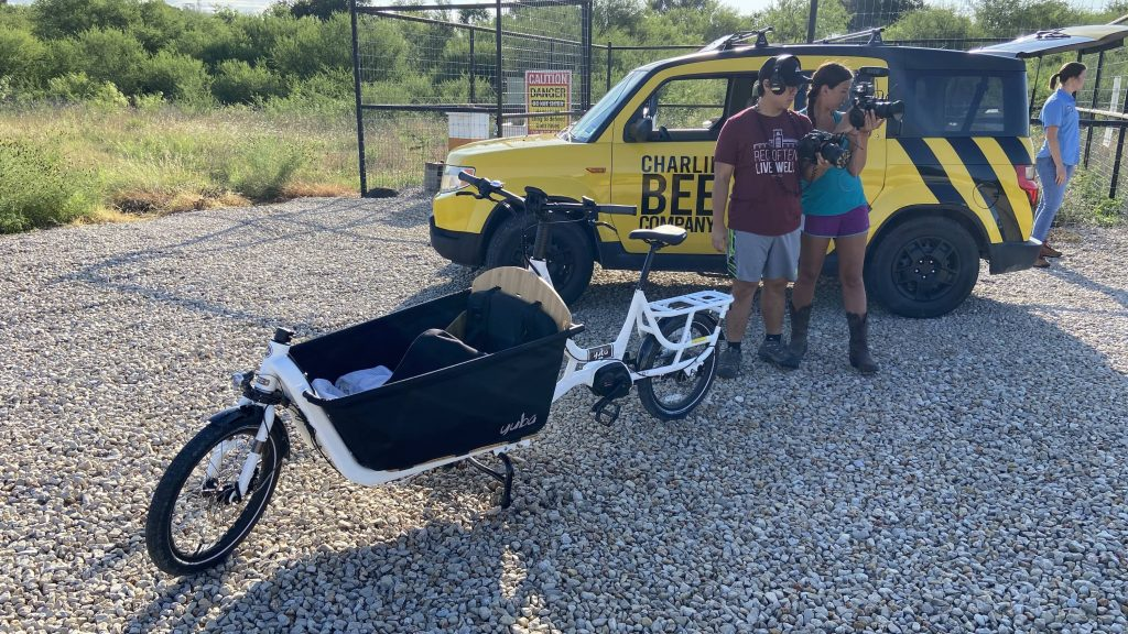 Charlie Bee Company Saving Environment With Yuba Electric Supermarché
