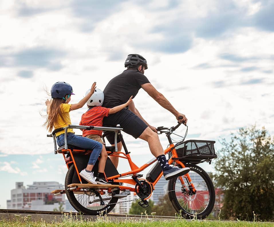 Yuba Kombi E5 Compact Cargo Bike